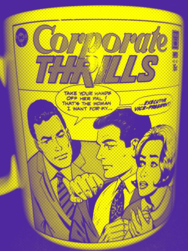 CorporateThrills