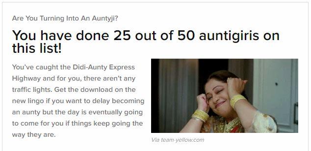 auntyji