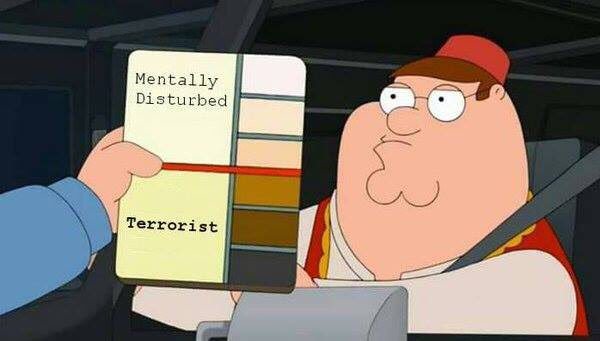 Terrorism color